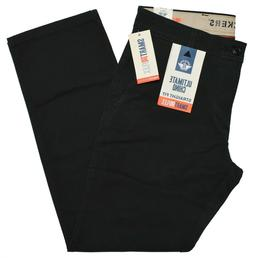 Dockers #10287 NEW Men's Flat Front Straight Fit Ultimate Ch
