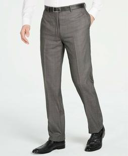 $175 Calvin Klein Mens 30 x 30 X Slim-Fit Stretch Charcoal M