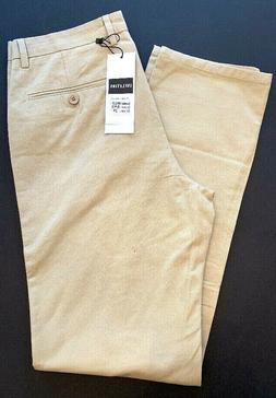 29 x 30 Inflation Flyhawk Tan Men's New NWT Pants Chinos Kha