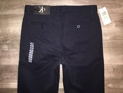 Calvin Klein 30X32 4-Pocket Straight Fit Lifestyle Pants Off
