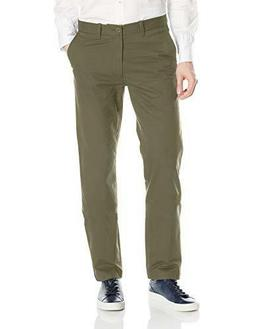 $65 NAUTICA Men's Slim Fit Twill Chino Marina Stretch Pants