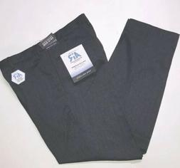 Van Heusen Air Dress Pants Straight Max Flex Waist Stretch M