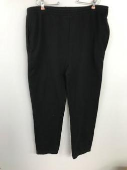 Amazon Essentials Black Sweat Pants XL
