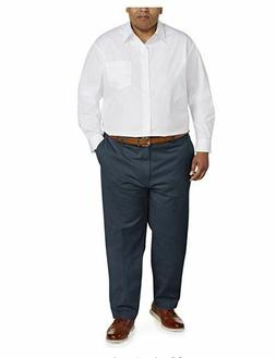 Amazon Essentials Men's Big & Tall Relaxed-fit Blue Casual S