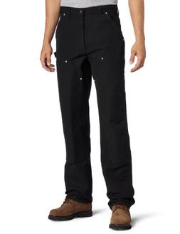 Carhartt Men's Firm Duck Double-Front Work Dungaree Pant - 3
