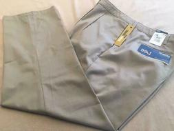 Big & Tall LEE Mens Custom Fit Relaxed Fit Pleated Pants 50x