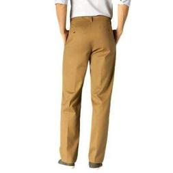 Lee Big and Tall Relaxed Fit Flat Front Total Freedom Stretc