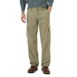 Wrangler Men's Big-Tall Authentics Classic Cargo Pant, Briti