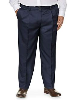 Amazon Essentials Men's Big and Tall Classic-Fit Wrinkle-Res
