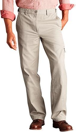 Dockers Men's Big-Tall Comfort Cargo D3 Classic Fit Flat Fro