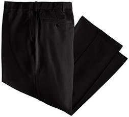 Haggar Men's Big-Tall Cool 18 Hidden Expandable Waist Plain