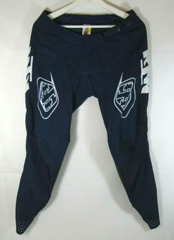 Troy Lee Designs Bike Sprint Pants Navy Motorex FMF Mens Adu