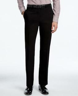 Calvin Klein Black Men's Slim Fit Solid Dress Pants 36 X 32