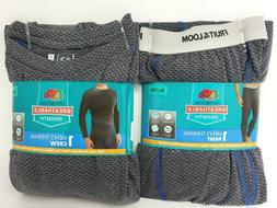 Fruit Of The Loom Breathable Warmth Men's Thermal Crews &