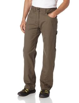 prAna Men's Bronson Lined Pant, Mud, 33