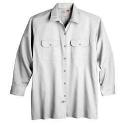 Dickies Button Up Shirt 574 Men's 5.25 oz Long Sleeve