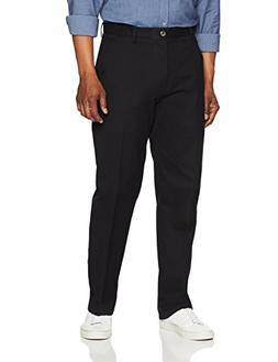 Amazon Essentials Men's Classic-Fit Wrinkle-Resistant Flat-F