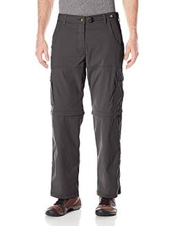 Men's Prana 'Zion' Convertible Cargo Hiking Pants, Size 34 x