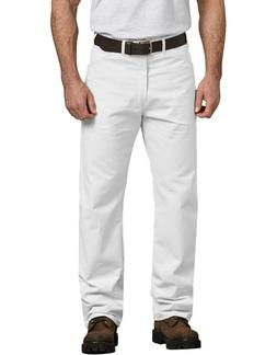 D-1953WH, DICKIES RELAXED FIT UTILITY PAINTER'S PANT