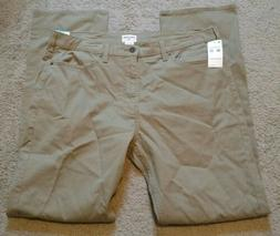 DockersMen's Jean Cut Straight Fit New British Khaki Pants36