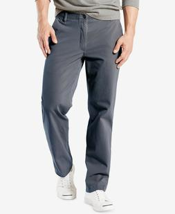 DOCKERS Downtime Khaki Smart 360 Flex Pants Straight Flex Wa