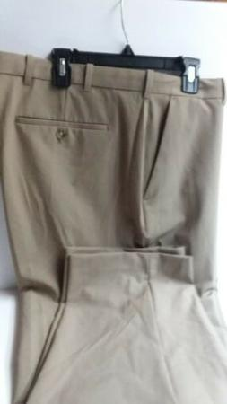 IZOD DRESS/CASUAL PANTS 42X29 STRAIGHT NEW