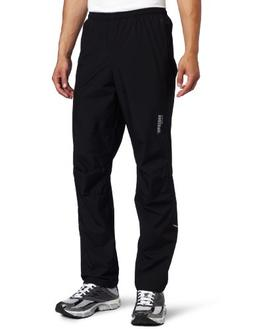 Gore Running Wear Men's Essential Active Shell Pant, Black,