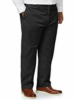Essentials Men's Big & Tall Classic-fit Wrinkle-Resistant Dr
