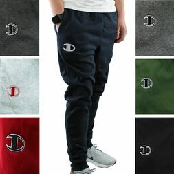 Champion Fleece Joggers Sweatpants Men's Athletic Activewear