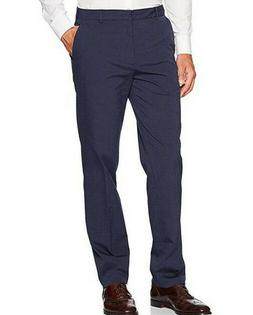 Van Heusen Flex Waist Oxford Pants Straight Fit Stretch Fabr