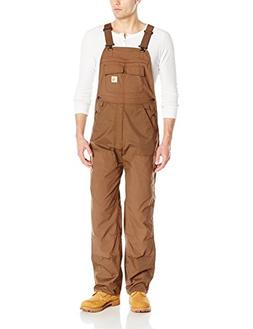 Carhartt Men's Force Extremes Bib Overalls, Coffee, 40W X 32
