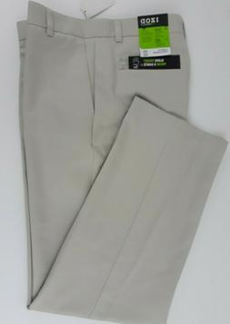 Izod Golf Pants Flat Front NEW! Mens 30x32