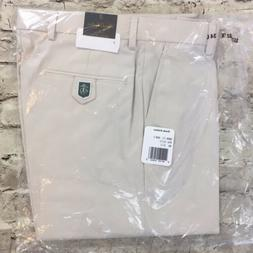 Brooks Brothers Golf Pants Mens 32w 34L Casual 100% Polyeste