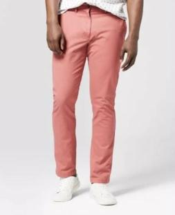 Goodfellow & Co Mens Straight Fit Hennepin Chino Pants Dusty