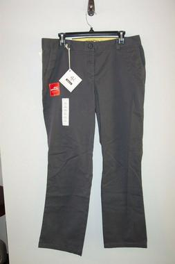 DOCKERS gray casual pants size 14