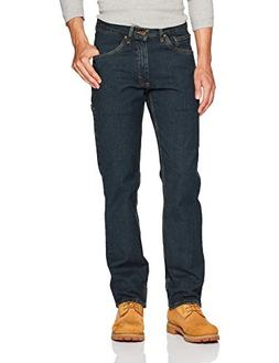 Timberland PRO Men's Grit-n-Grind Flex Denim Work Pant, Dark