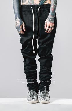 Inflation Hip Hop Mens Skinny Leg  Hip Hop Jogger Pants