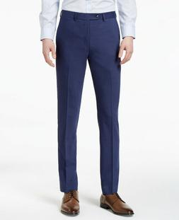 Calvin Klein Jayden $175 Mens Blue X Slim Fit Infinite Stret
