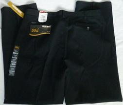 Lee Jeans Black Mens Size 40x30 Relaxed Fit Wrinkle Resistan