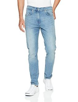 Calvin Klein Men's Skinny Fit Jeans, Houston Light Tint, 32W