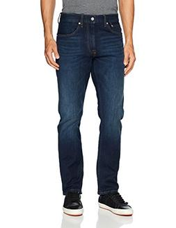 Calvin Klein Men's Straight Fit Jeans, Houston Dark Tint, 32