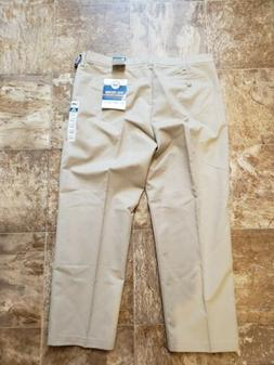 LEE KHAKI PANTS TOTAL FREEDOM RELAXED FIT FLEX 2 FIT PANT TA