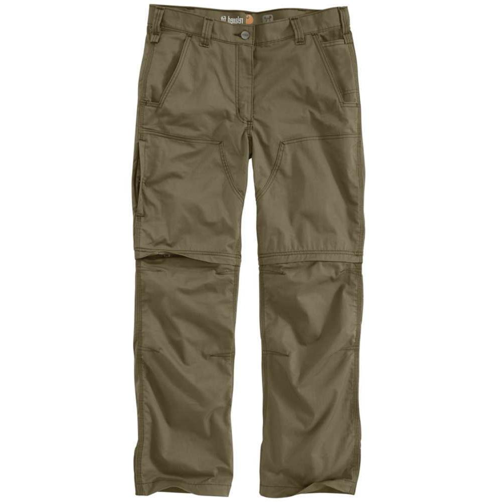 Carhartt 101969C - Force Extremes Convertible Pant - Burnt O