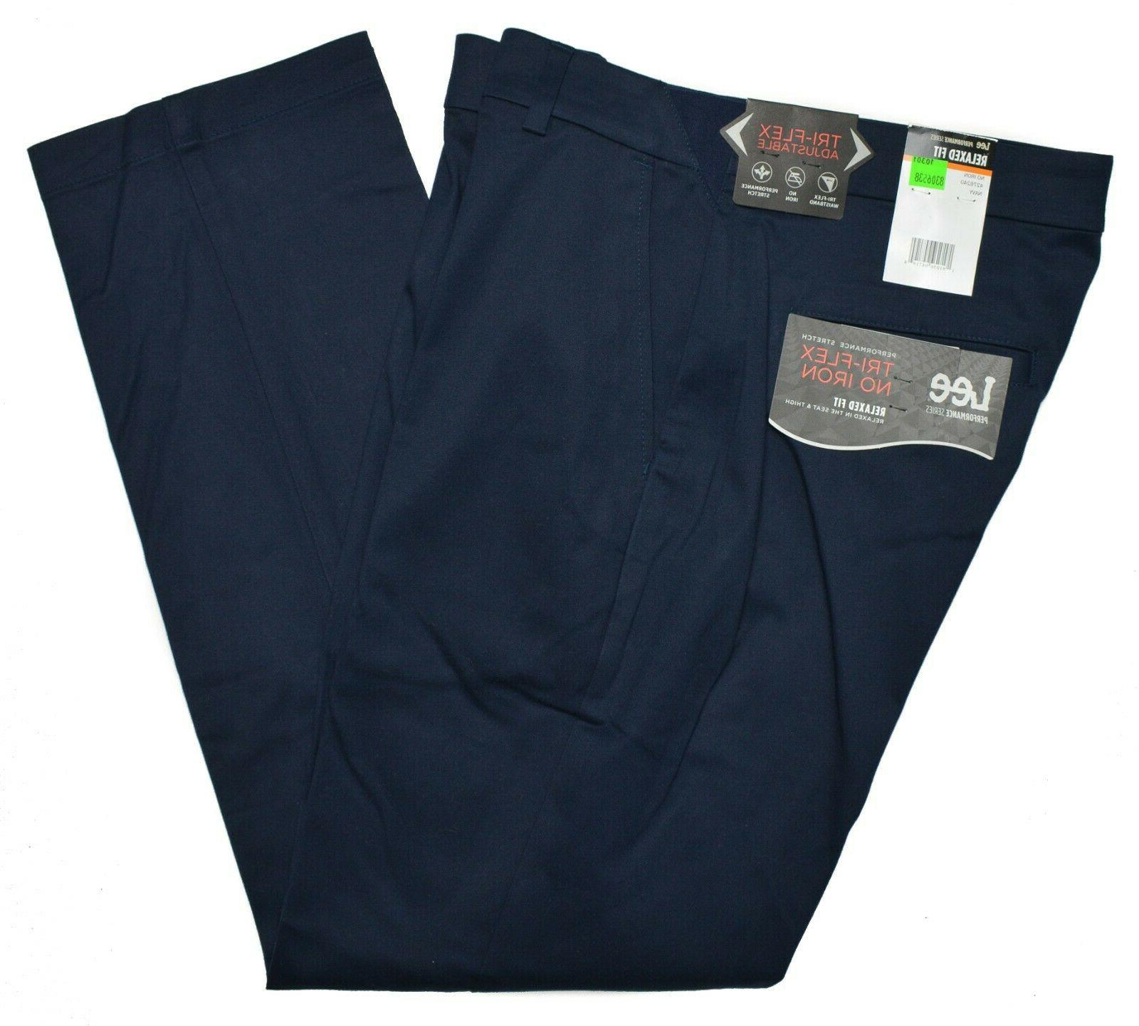 10301 new men s flat front relaxed