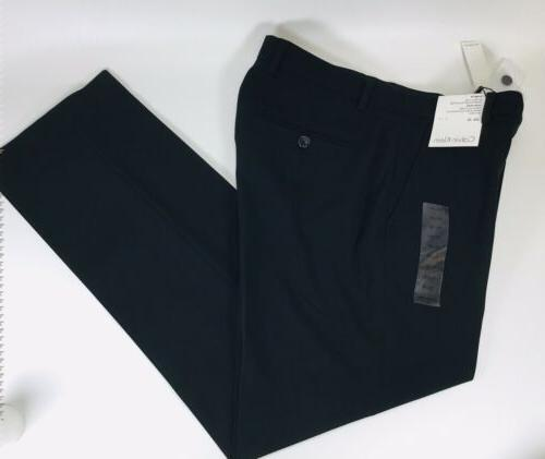 CALVIN KLEIN $80 NEW 5428 95% Skinny Fit Stretch Black Mens