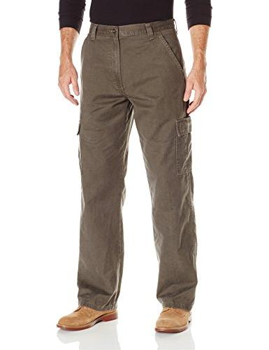 authentics classic relaxed fit cargo