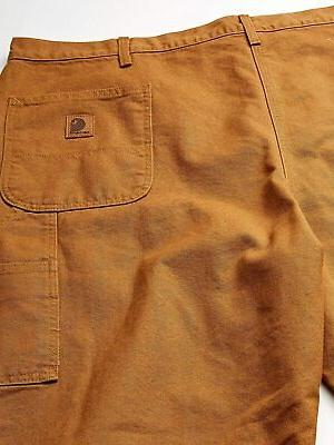Carhartt Washed Dungaree Flannel Lined Pant