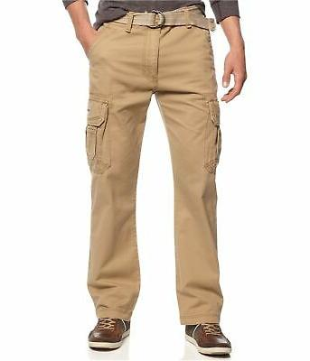 cotton twill survivor cargo pant