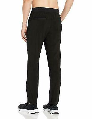 Essentials Stretch Woven Training Pant, Black,, Size