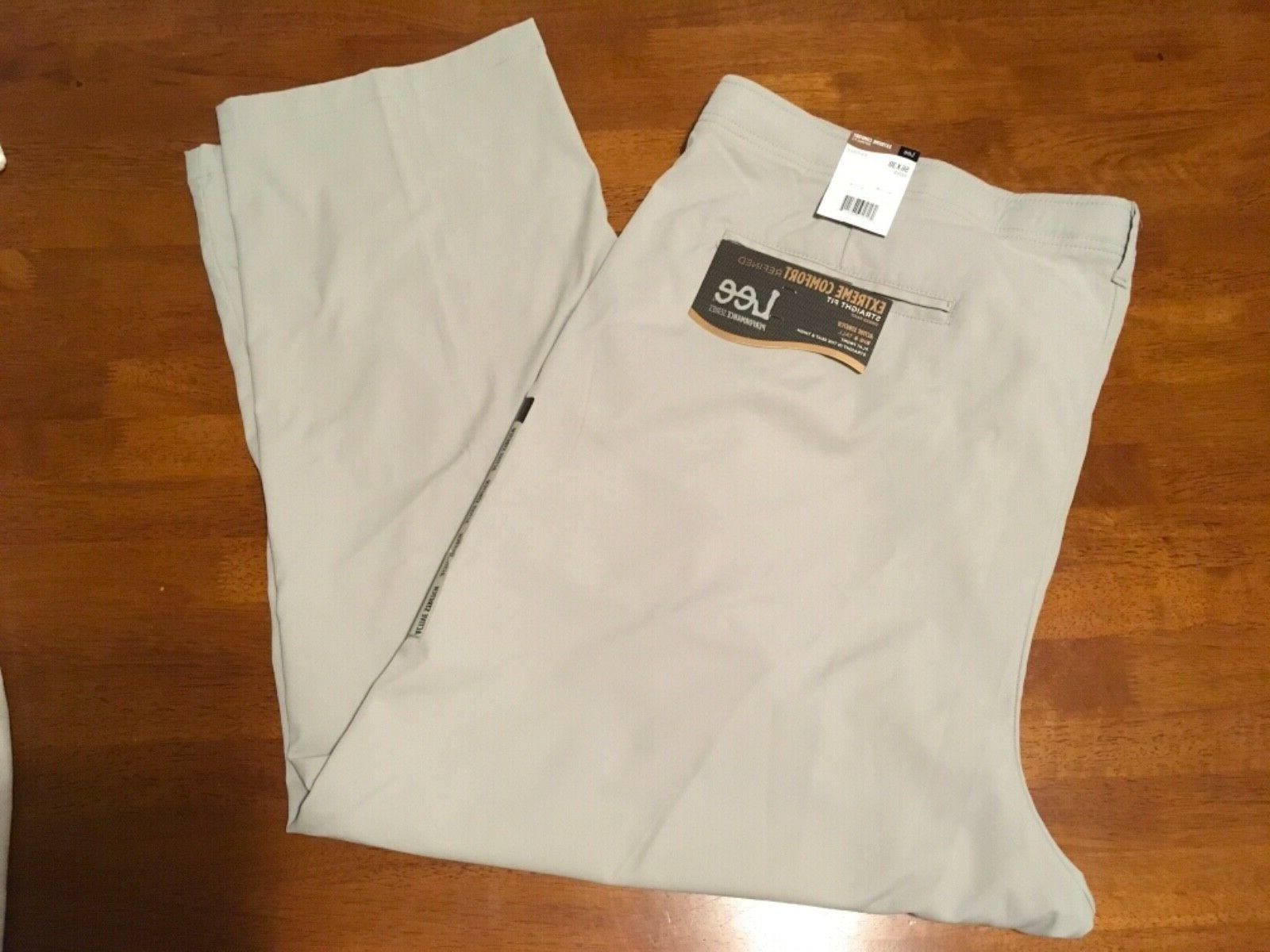extreme comfort refined mens pants straight fit